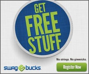 Get free stuff for your online activities!